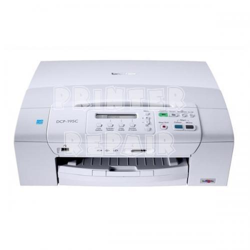 Brother Multifunctional DCP J562DW  A4 Inkjet Printer