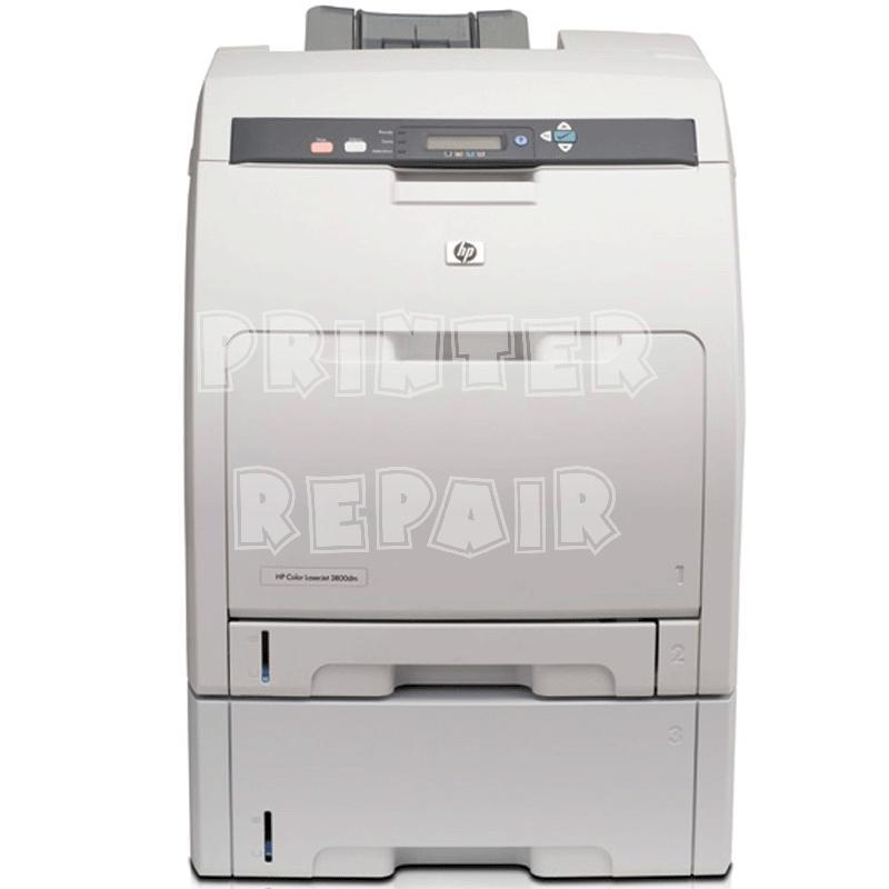 HP Color LaserJet 3800DTN