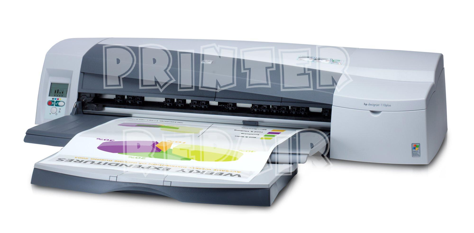 HP DesignJet 110+NR