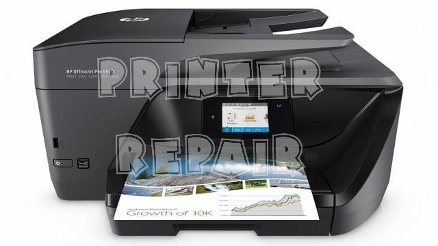 HP OfficeJet 6110X
