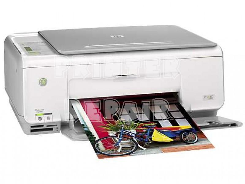 HP Photosmart C3140