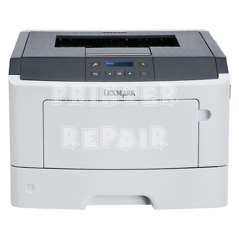 Lexmark LaserPrinter MS312dn