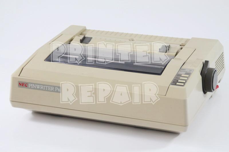 NEC Pinwriter P72
