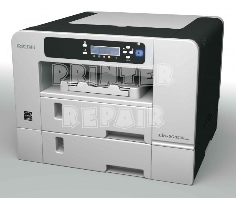 Ricoh GelSprinter GXe3350