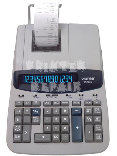 Victor Calculator 1570-6