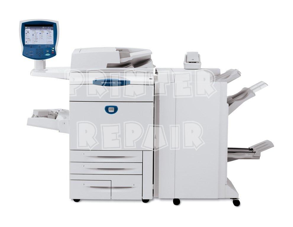 Xerox DocuColor 7655